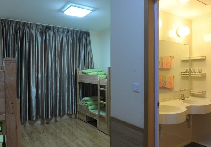 杭州新世纪外国语学校学生宿舍