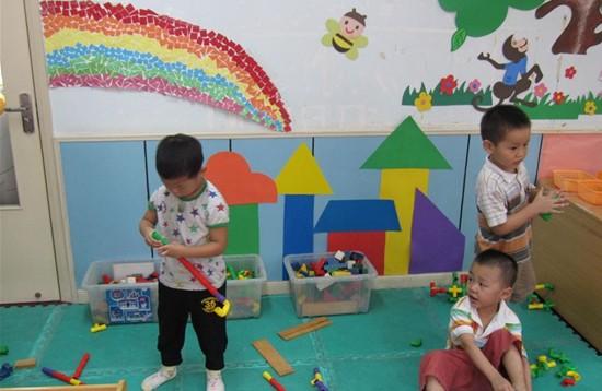 上海长宁区幼儿园入园之愚园路第一幼儿园全面招生